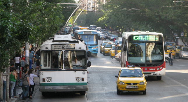 Transporte de la Ciudad de Córdoba