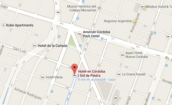 Hotel en Cordoba Sol de Piedra