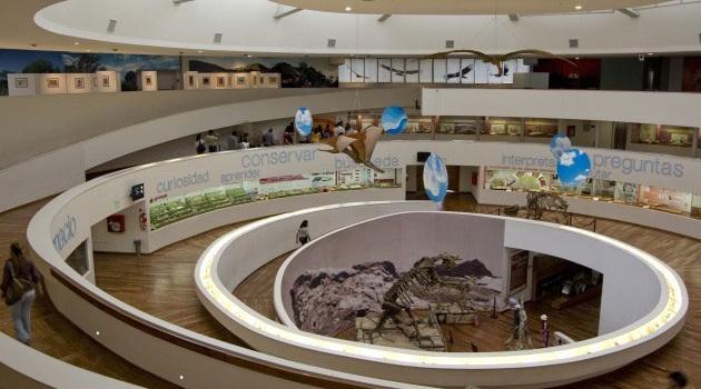Nuevo Museo de Ciencias Naturales de Cordoba