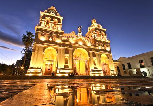 turismo en córdoba, iglesia catedral de córdoba