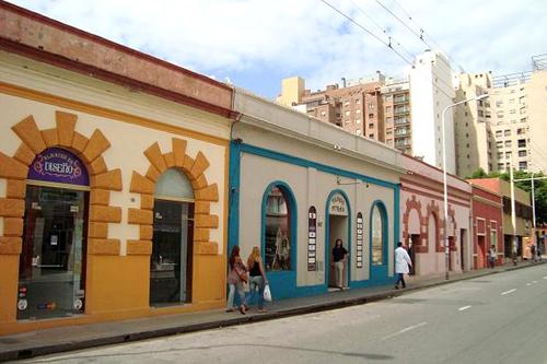 turismo en córdoba, barrio güemes