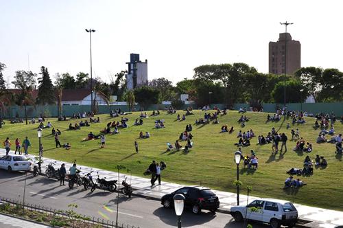 parque de las tejas, turismo en córdoba