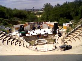 turismo en córdoba, teatro griego