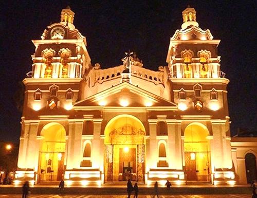 turismo en córdoba, iglesia catedral