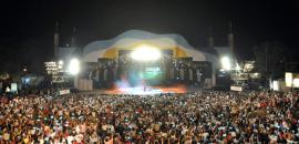 turismo en córdoba, festival de folclore de cosquín