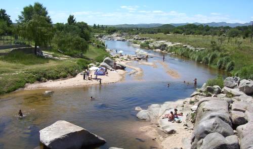 ríos de las sierras de córdoba