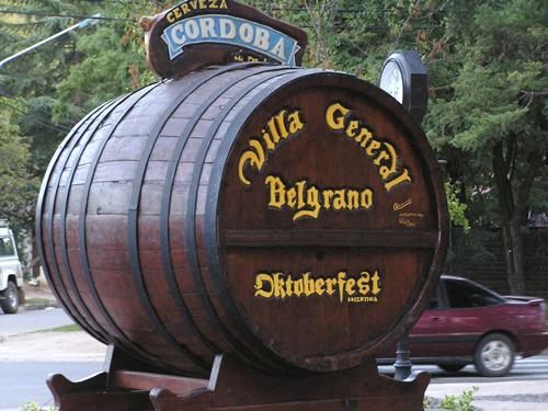 fiesta de la cerveza, villa general belgrano