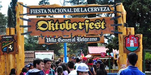 oktoberfest, villa general belgrano, córdoba
