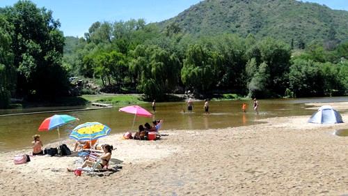 turismo en córdoba, playas de córdoba