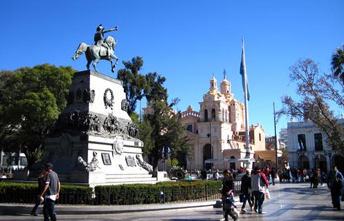 turismo en córdoba, centro de la ciudad