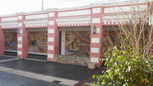 Turismo en Córdoba, Paseo de las Artes