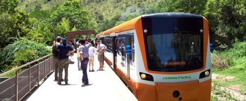 turismo en córdoba, tren de las sierras