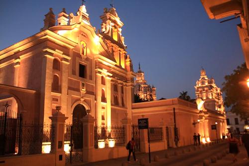 iglesias de córdoba