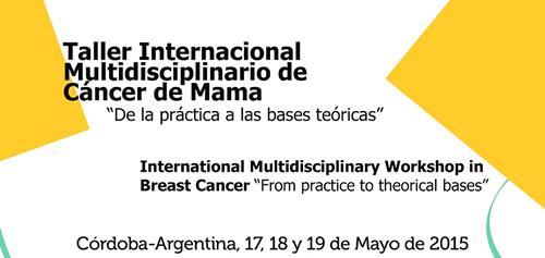 taller de cancer de mama 2015