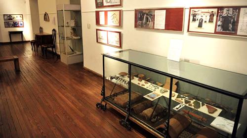 museo de la ciudad en el cabildo de córdoba