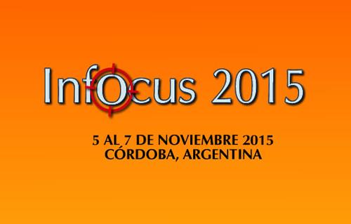 congresos en cordoba, infocus 2015