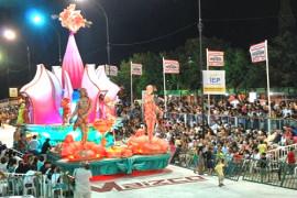 carnavales en las sierras de córdoba