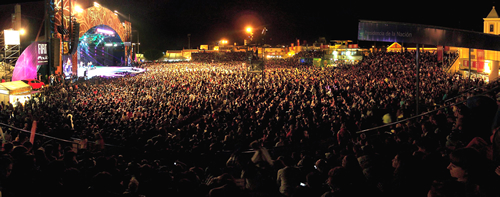 festivales de verano en córdoba 2016