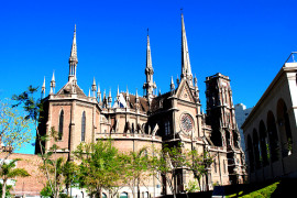 parroquias e iglesias de córdoba