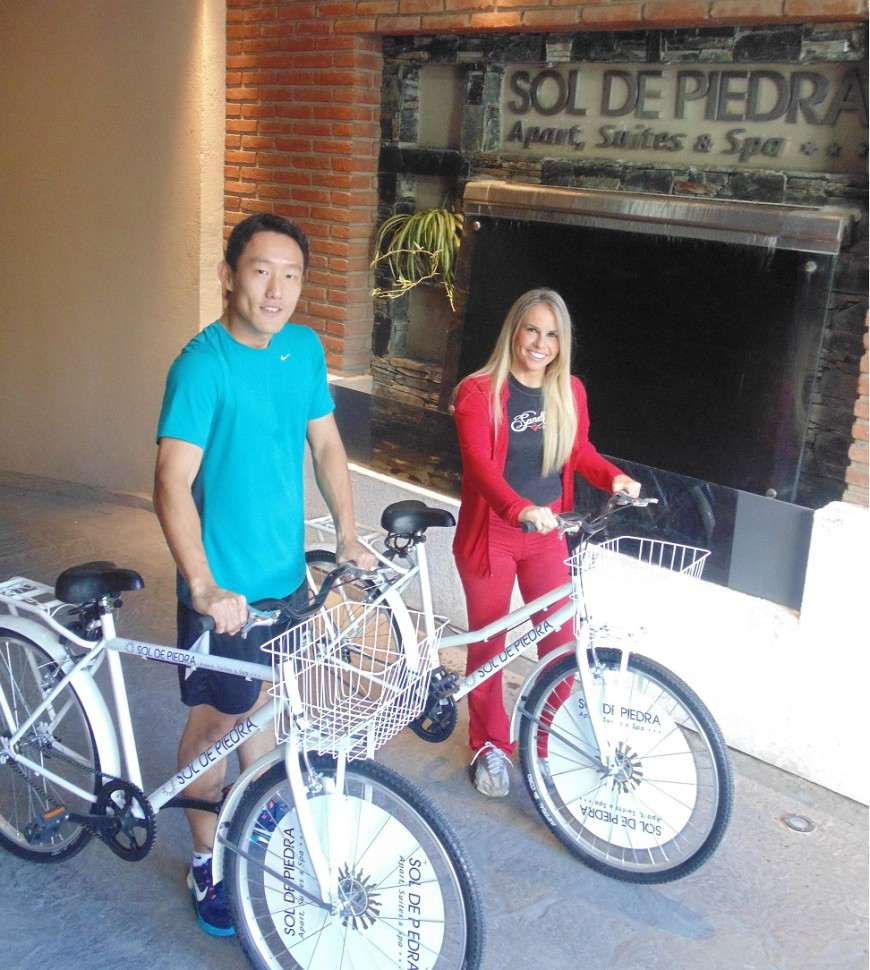 Bicicletas gratis para recorrer Córdoba
