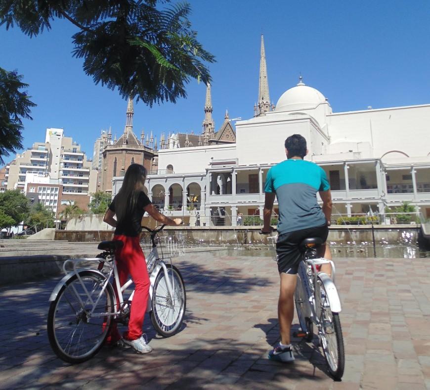 Sol de Piedra te presta bicicletas gratis