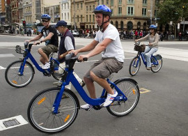 turismo en bicicleta por bicisendas