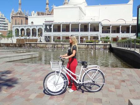 turismo en bicicleta por córdoba
